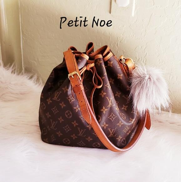 46dc7131b39f Louis Vuitton Handbags - 🍀🍒CLEARANCE 🍒🍀AUTH Vintage LV Petit NOE